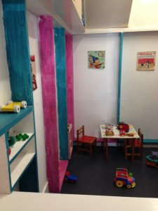 Jellybread's indoor play space